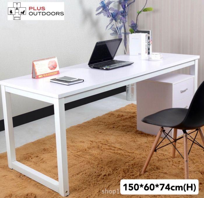 Modern Simple Office Desk White, White Modern Office Desk