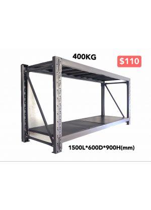 Workbench 1.5M-Charcoal