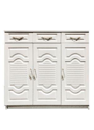 3 door Shoe Cabinet-#306