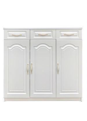 3 door Shoe Cabinet-#308