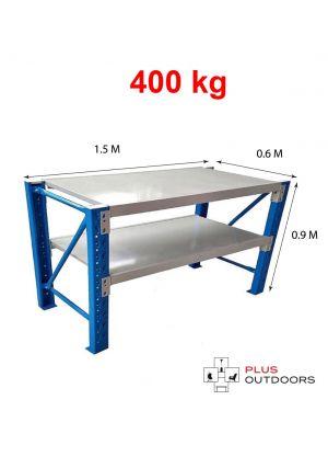 Workbench 1.5M-Blue/Grey