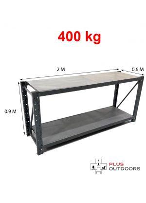 Workbench 2M-Charcoal