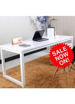 1.2 m Office Desk -White