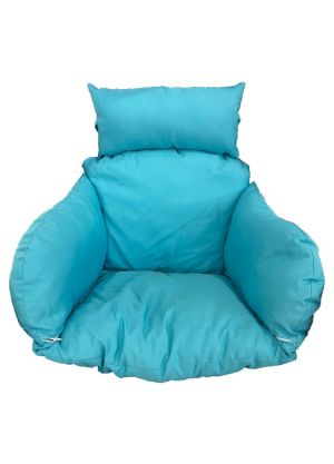 Single Pod Chair Armrest Cushion - Aqua