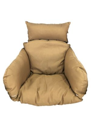 Single Pod Chair Armrest Cushion - Mocha