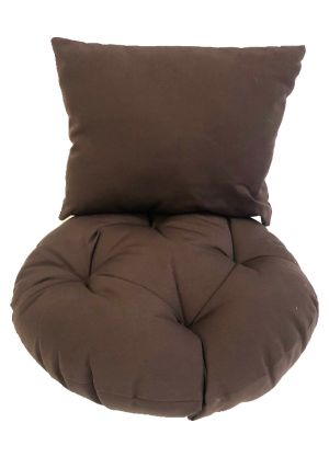 Single Pod Chair Cushion - Brown