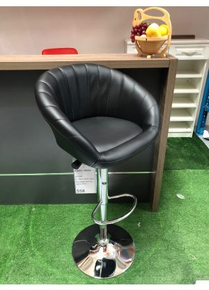 PU/PVC Leather Bar Stool (BS004)