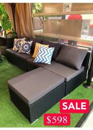 Modena Outdoor Lounge Set