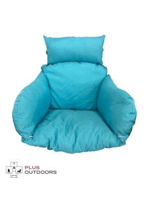 Single Pod Chair Armrest Cushion - Aqua