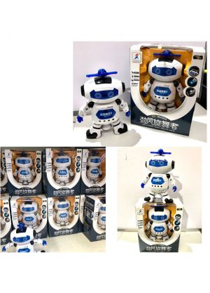 Electronic Dancing Robot