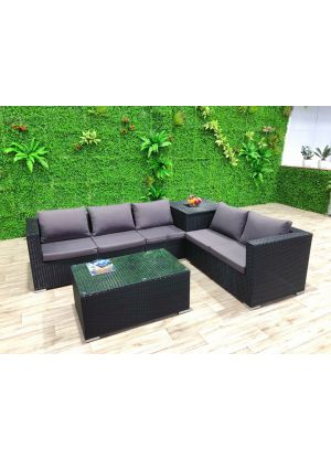 Modena 5 Piece Outdoor Lounge Set