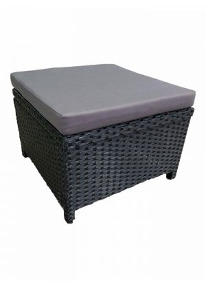 Modena Outdoor Lounge Additional Ottoman