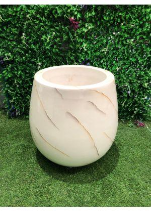 S214 Garden Pot Fibreglass Home Garden Pot For Indoor & Outdoor Use