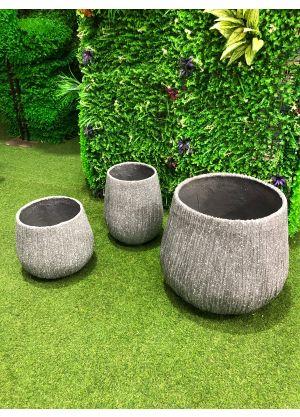 Moden Outdoor Fibreglass Garden S699 Set Design