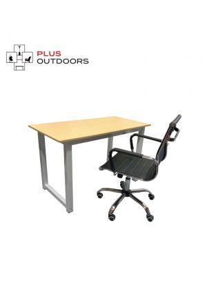 1.2 m Office Desk -Maple