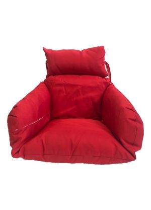 Single Pod Chair Armrest Cushion - Red