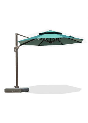 Seville Octagonal Outdoor Cantilever Umbrella
