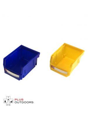 V1 Storage Bin - Yellow x 5 Units
