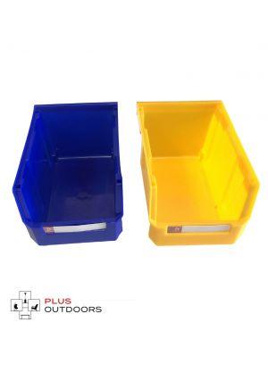 V2 Storage Bin - Blue x 3