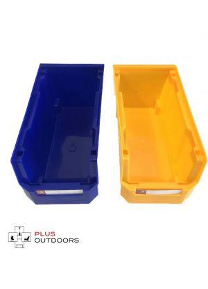 V3 Storage Bin - Yellow x 2