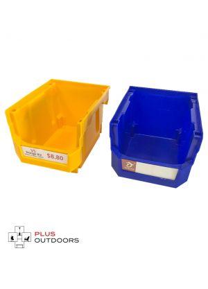 V5 Storage Bin - Yellow