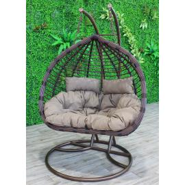 Double Fleming Tubbed Pod Chair